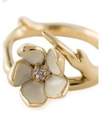 Shaun Leane - Metallic 'cherry Blossom' Topaz Ring - Lyst