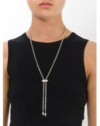 Vita Fede | Metallic 'titan' Necklace | Lyst