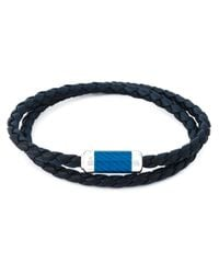 Tateossian | Blue 'alupop' Bracelet for Men | Lyst