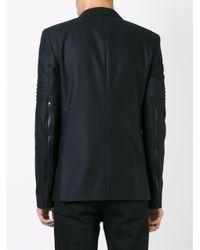 Givenchy - Black Stylised Blazer for Men - Lyst