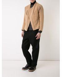 Abasi Rosborough - Black 'arc Chrysalis' Trousers for Men - Lyst