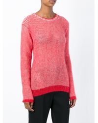 Forte Forte - Multicolor Striped Knit Sweater - Lyst