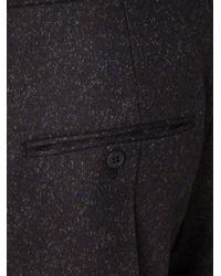 Julien David - Brown - Tweed Trousers - Men - Wool - M for Men - Lyst