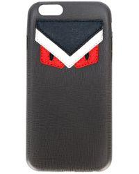 Fendi | Gray Bag Bugs Iphone 6 Case | Lyst