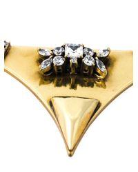 Iosselliani | Metallic 'all That Jewels' Necklace | Lyst