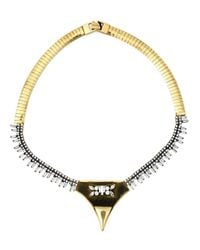 Iosselliani | Metallic 'all That Jewels' Necklace | Lyst