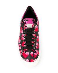 Philipp Plein | Black 'stan' Sneakers | Lyst
