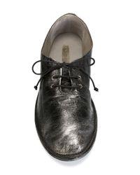 Marsèll - Black Lace-up Shoes - Lyst
