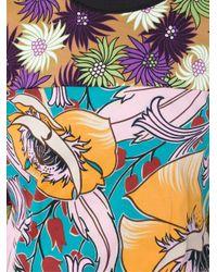 Marni - Multicolor Floral Print Sweater - Lyst