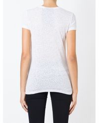 Philipp Plein - White 'new Fashion' T-shirt - Lyst