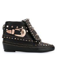 Ivy Kirzhner | Black 'adobee' Boots | Lyst
