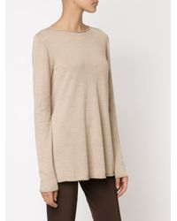 The Row - Blue 'abelle' Sweater - Lyst