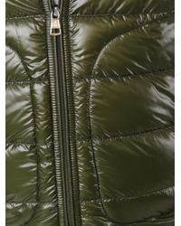 Moncler | Green 'acorus' Padded Jacket for Men | Lyst