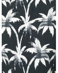 PS by Paul Smith   White Palm Tree Print Sweatshirt for Men   Lyst