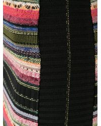 Cecilia Prado - Black - Knitted Pencil Skirt - Women - Acrylic/polyamide/viscose - G - Lyst