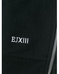 Ejxiii - Red Patchwork Sweatshirt for Men - Lyst