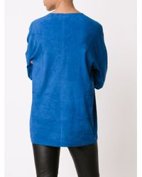 Stouls - Blue 'dorothy' Top - Lyst