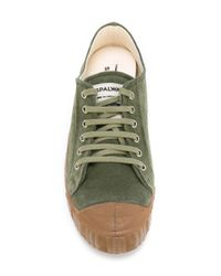 Comme des Garçons - Green Low-top Sneakers for Men - Lyst