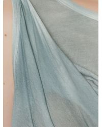 UMA | Raquel Davidowicz | Blue | 'tabela' Top | Lyst