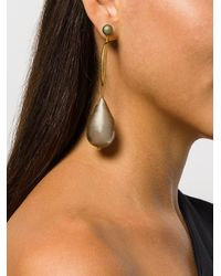 Wouters & Hendrix - Multicolor Curiosities Oversize Pearl Earrings - Lyst