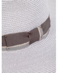 Filù Hats - Black 'mauritius' Hat - Lyst
