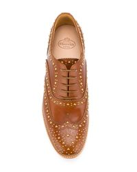 Church's - Brown Chetwynd Leather Brogues for Men - Lyst