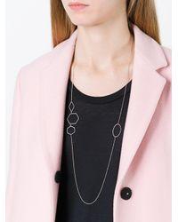 Étoile Isabel Marant - Metallic Isabel Marant Étoile Geometric Chain Necklace - Lyst