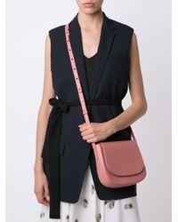 Mansur Gavriel - Multicolor Structured Crossbody Bag - Lyst