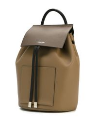 Michael Kors - Brown Large 'miranda' Backpack - Lyst