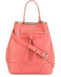 Lyst - Furla  stacy  Shoulder Bag in Pink 983139c0f7fd7