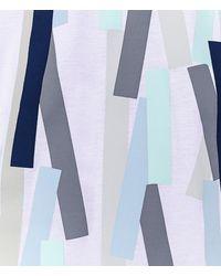 Christopher Kane - Multicolor Broken Bolster Frame T-shirt for Men - Lyst