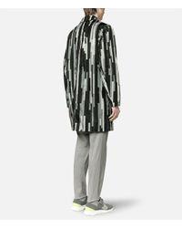 Christopher Kane - Gray Reversible Bolster Print Mac for Men - Lyst