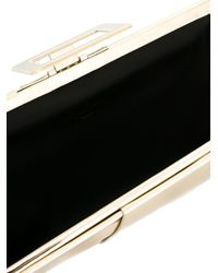 Roger Vivier - Multicolor Metallic Clutch - Lyst
