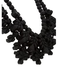 EK Thongprasert | Black Beaded Necklace | Lyst