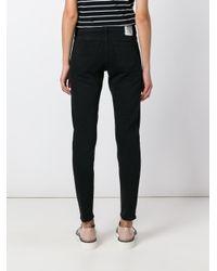 Zoe Karssen - Black Skinny Jeans - Lyst