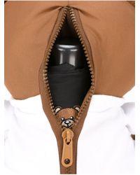 Moschino | Black Mini Umbrella | Lyst