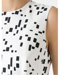 Andrea Marques - White Midi Dress - Lyst