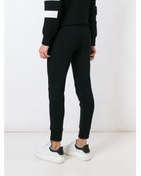 Neil Barrett - Black Zipped Pocket Track Pants for Men - Lyst