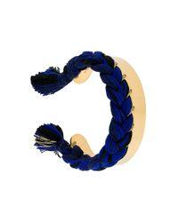 Aurelie Bidermann | Blue 'copacabana' Bracelet | Lyst