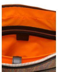Etro - Multicolor Paisley Print Briefcase for Men - Lyst