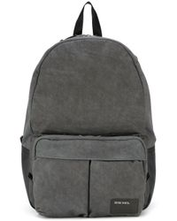 DIESEL - Gray De Keep Backpack for Men - Lyst