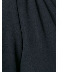 See By Chloé - Blue Scarf Detail Jersey Dress - Lyst