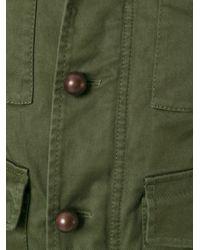 DSquared² - Blue 'golden Arrow' Jacket for Men - Lyst