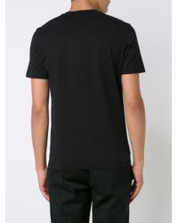Givenchy - Black Star Print T-shirt for Men - Lyst