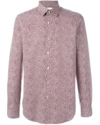 Paul Smith | Blue Casual Slim Fit Shirt for Men | Lyst