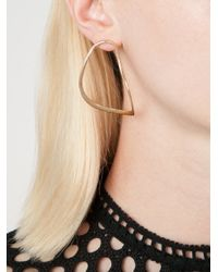 Marlo Laz - Multicolor 'gypsy Hoop' Earrings - Lyst