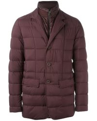 Herno - Blue Padded Jacket for Men - Lyst