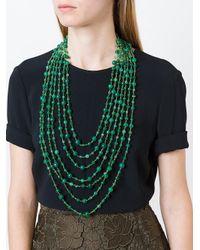 Rosantica - Blue 'orjad' Necklace - Lyst