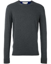 Marni | Gray Sweater In Grey for Men | Lyst