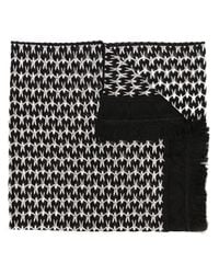 Missoni | Black Knitted Scarf | Lyst